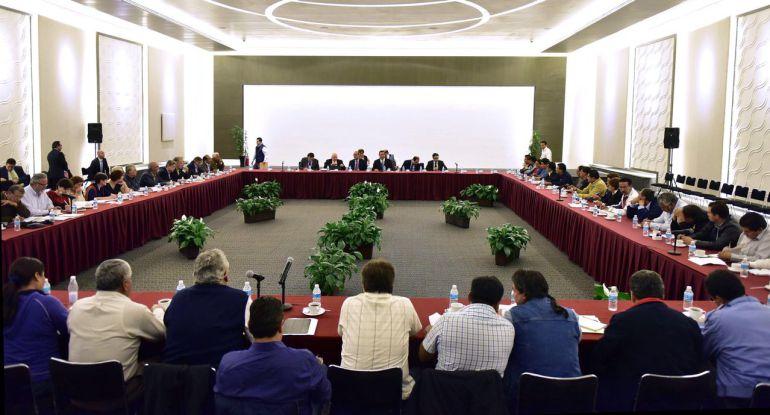Confronta nuevo modelo Educativo a SEP y CNTE