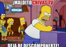 Los memes del comienzo del Chivas TV