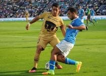 Cruz Azul y Pumas empatan sin goles por primera vez en seis años