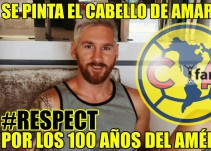 Los memes se burlan de Lionel Messi por su nuevo look