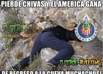 Chivas es goleado en su debut en Copa MX y los memes hacen de las suyas
