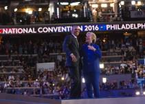 """""""Rechacemos el cinismo y el miedo; elijamos a Hillary Clinton presidenta"""": Obama"""