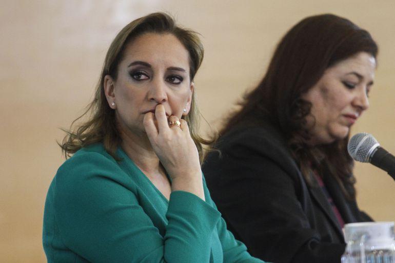Habrá contactos con Trump y Clinton: Ruiz Massieu