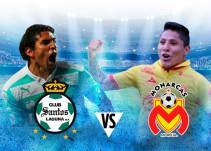 Santos y Morelia cierran la tercera jornada del campeonato