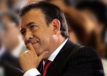 Humberto Moreira al ritmo de la cumbia