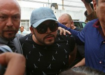Gerardo Ortiz consiguió firmar cada mes en Penal de Puente Grande