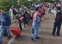 CNTE toma el Aeropuerto Ángel Albino Corzo en Chiapas