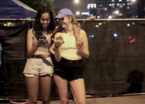 La hija de Obama sorprende con su 'twerking' en el festival Lollapalooza