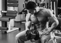 Levantar poco peso puede ser tan efectivo como cargar mucho