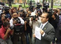 Denuncia Duarte enriquecimiento ilícito de Miguel Ángel Yunes
