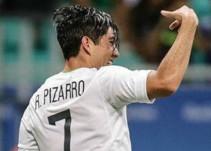 Rodolfo Pizarro estará fuera de las canchas de seis a ocho semanas