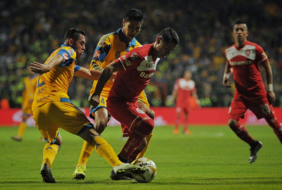 El triunfo más reciente de Tigres ante Toluca