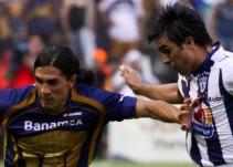 El primer título de Paco Palencia como jugador de los Pumas