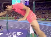 Atleta queda fuera de Brasil gracias a un momento incómodo