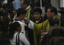 PRD asegura que la Arquidiócesis de México está violentando la Constitución