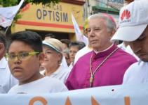 Movilizaciones convocadas por obispos contra matrimonios igualitarios son legales: Segob