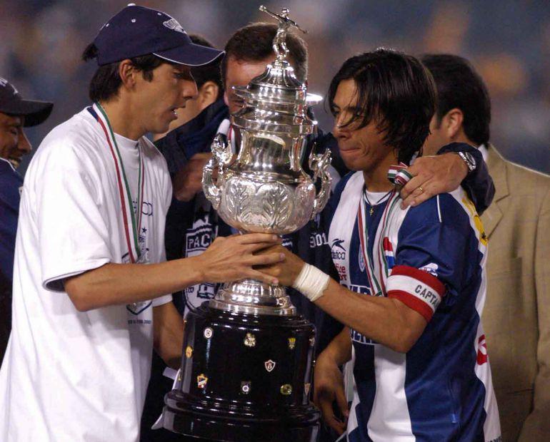 Pachuca conquistó dos de sus seís títulos de Liga en la casa de los Tigres