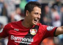 Chicharito se perderá el inicio de la Bundesliga por fracturarse la mano