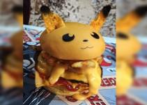 Alguien creó hamburguesas de Pokémon y este fue el resultado