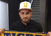 El francés Andy Delort llega a reforzar a los Tigres de la UANL