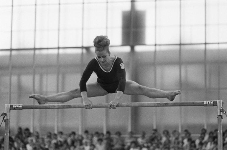 Fallece Gimnasta Checa Que Brillo En Los Juegos Olimpicos De Mexico