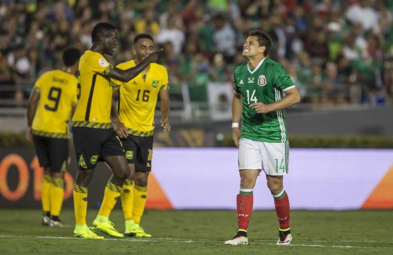 Chicharito Hernández, el futbolista mexicano más antipático para los salvadoreños