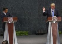 Peña, Trump, Juanga y el muro