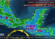 Pronóstico del Tiempo del 01 de septiembre