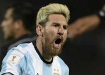 Lionel Messi anota gol en su regreso a la Selección Argentina