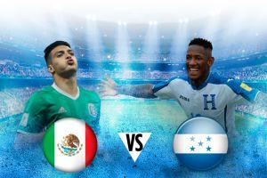 México quiere revancha ante Honduras