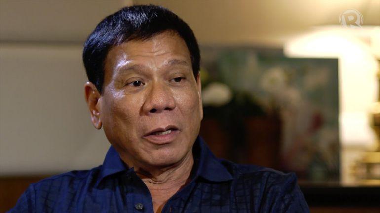 Presidente de Filipinas lamenta insultos que lanzó contra Obama