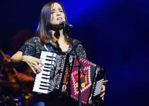 Julieta Venegas en el Teatro Metropólitan