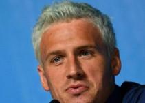 Suspenden 10 meses al nadador estadounidense Ryan Lochte