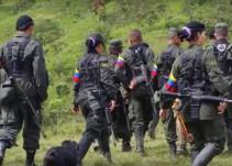 Las FARC entregan a Cruz Roja jóvenes provenientes de sus campamentos