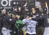 La coronación de los Pericos de Puebla en la Liga Mexicana de Beisbol