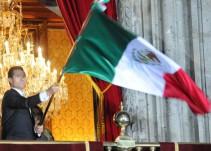 """EPN dio el """"Grito"""" en Palacio Nacional"""