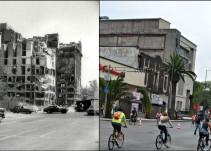 Así luce la CDMX a 31 años del terremoto del 85