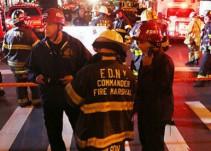 Intencional, ataque en Manhattan que dejó 29 heridos: Alcalde de Nueva York