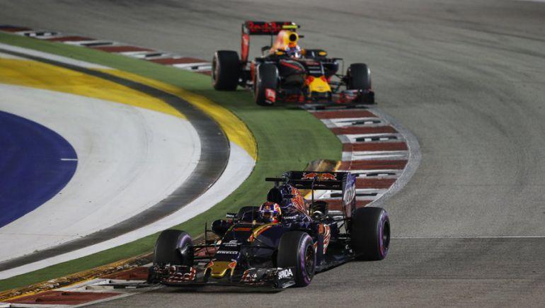 La clasificación de la Fórmula 1 a falta de cuatro carreras para el GP de México