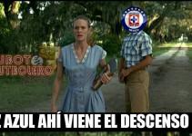 Cruz Azul es el protagonista de los memes de la Jornada 10 de la Liga MX