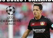 Chicharito logra su gol 100 en Europa y los memes lo celebran