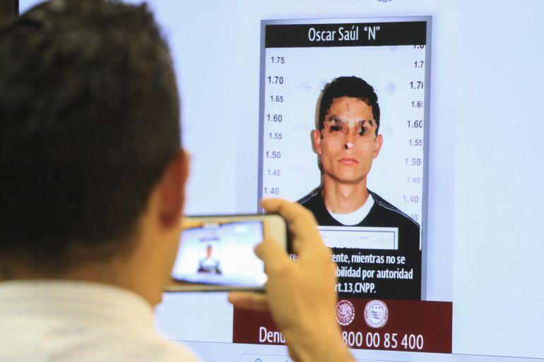 Es detenido uno de los probables asesinos de María Villar Galaz