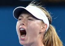 María Sharapova regresará a la actividad en abril del próximo año