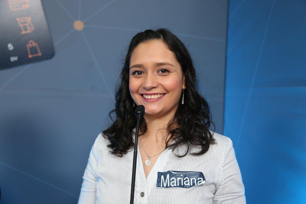 Ella es Mariana, una de las finalistas de #EligeTuDestino