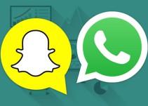 Ahora WhatsApp le está copiando a Snapchat