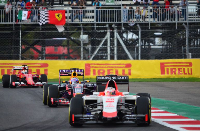 El Gran Premio de México dejará una jugosa derrama económica