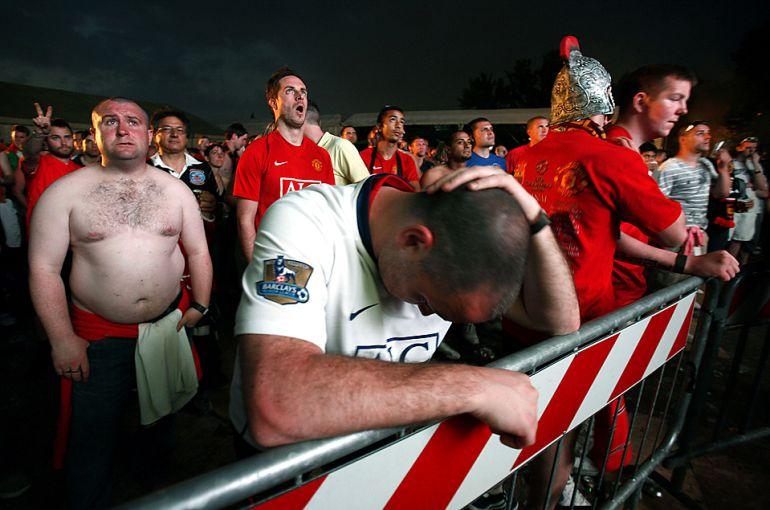 El Manchester United castiga a un aficionado por faltar a un partido