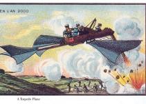 Así imaginaban en 1899 que sería la vida para el año 2000