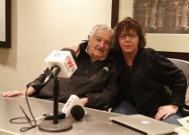 Gabriela Warkentin conversa con José Mujica