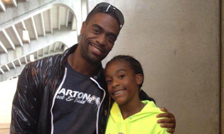 Detienen a tres sujetos por la muerte de la hija del atleta Tyson Gay